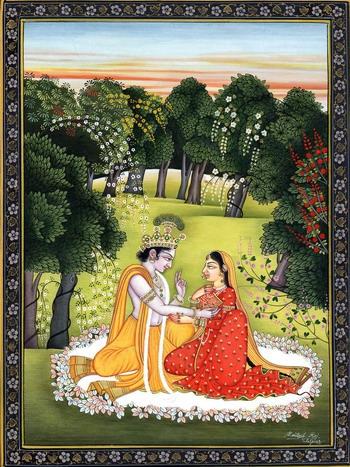 Основы совместимости мужчины и женщины в Индийской Астрологии. Открытый вебинар ИТАМ.